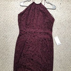 NWT Bodycon Dress Tobi Size Large